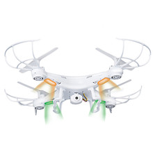 High Quqlity X5C-1 2.4GHz 4CH 6 Axis RC Quadcopter With HD Camera Toy Birthday Gift Toys Wholesale Free Shipping(China)
