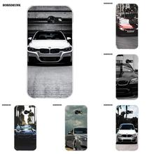 BobSdrunk For Samsung Galaxy A3 A5 A7 J1 J2 J3 J5 J7 2015 2016 2017 Soft Silicone TPU Transparent Cell Phone Bmw M Series(China)