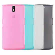 Factory Outlet Soft Case For OnePlus 1 One A0001 One Plus One Oneplusone Shell Cover TPU Protector Drop Helper Housing