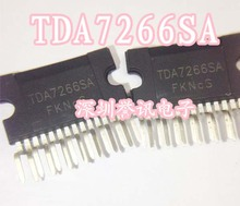 Free shipping 10pcs/lot TDA7266SA TDA7266 audio amplifier Amplifier new original