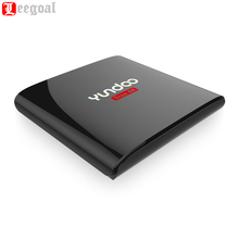 YUNDOO Y6 Smart TV Box Android 6.0 Media Player Amlogic S905X 2G/8G 4K Kodi 16.1 Wifi Bluetooth VP9 SPDIF Output Set Top Box
