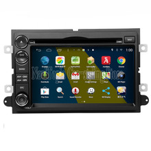 6.2inch Quad Core Android Car PC for Ford Explorer/ for Ford Fusion with BT DVD RDS Wifi 3G Mirror Link Car Multimedia Player