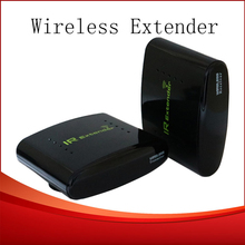 New 433MHz Wireless IR Remote Extender Over 200m Remote Control Signals of TV AV DVD DVR IPTV Transmitter Receiver Video Sender