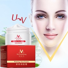 3D Cream Face lifting Facial Lifting Firm Skin Care firming powerful V-Line Face Care slimming(China)