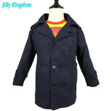 new 2017 children outerwear kids boy baby coat Retail clothing fasion winter jacket coat for Boys clothes 2~7 children clothing