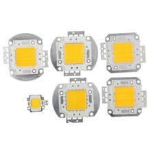 10W 20W 30W 50W 70W White /Warm White LED Chip Bulb Lamp Industrial Accessories(China)