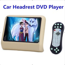 Universal Car Video Player Car Headrest DVD Player XD9901 with HDMI 800 x 480 LCD Screen Backseat Monitor USB SD FM Speaker