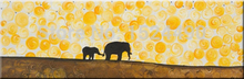 Handmade Abstract Elephant Oil Painting On Canvas Animal Paintings Wall Art Picture For Living Room Home Decor