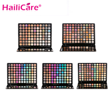 88 Color Eyeshadow Makeup Palette Silky Powder Professional Eyes Makeup Cosmetics Set Matte Shimmer Long Lasting Eyes Shadow(China)