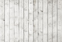 5X7ft(1.5x2.2m) white wood floor printed photography backdrops  Art fabric photo background for studio Newborn Cake Pet  D-9682