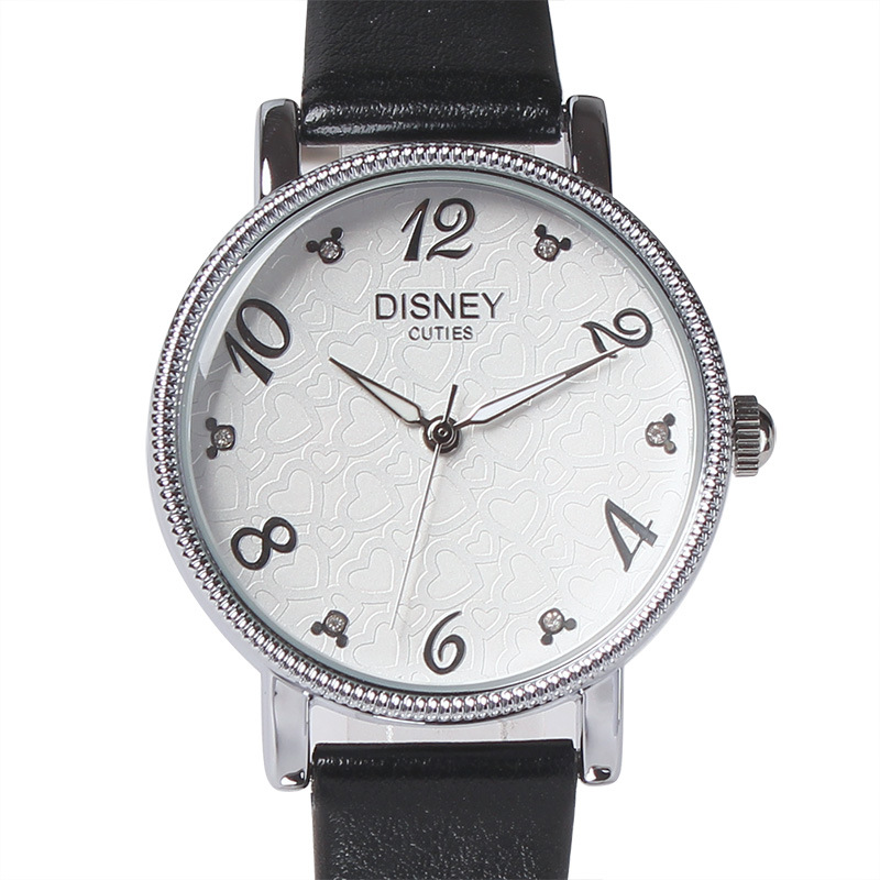 fashion Disney brand Minnie women watches waterproof quartz ladies watch Leather Female fashion wristwatches clocks relogio<br><br>Aliexpress