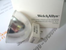 USHIO M50E021 50W solarc bulb,Vega Efer endoscope light source,former Welch Allyn M50E021 miniature arc lamp(China)