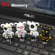 Dr.Memory USB Flash Drive Gloomy Bear Cartoon USB2.0 Drive Pen 32GB Download Memory Stick 100% Real Capacity Wholesales Pendrive(China)