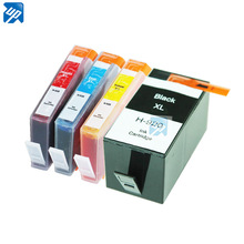 12 Ink Cartridge for HP920XL 920XL to HP Officejet 6000 6500 6500A 7000 7500A Printer with chip full ink show ink level(China)