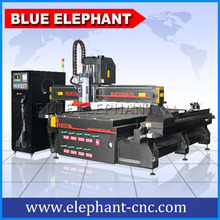 Best price 4*8ft linear ATC wood cnc router machine , 1325 3d cnc router for furniture equipments