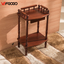 WFGOGO Coffee Tables Storage Holders Multipurpose Shelf Display Rack Corner Shelf Choice Products Furniture Console Tables