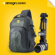 AINO GIRL A1493 Professional Messenger SLR Lens Carry Case Digital Leisure Single Shoulder Camera Video Bags For Canon 7D 700D