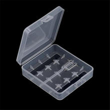 Binmer Hot Portable Hard Plastic Battery Case Holder Storage Box for 4x18650 Batteries Oct 17(China)