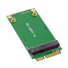 CY 3x5 см mSATA 3x7 см Mini PCI-e SATA SSD адаптер для Asus Eee PC 1000 S101 900 900A 901 T91(China)
