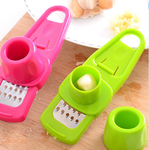 Multi Functional Ginger Garlic Grinding Grater Planer Slicer Mini Cutter Cooking Tool Kitchen Utensils Kitchen Accessories(China)