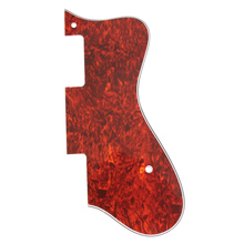 Universal 3 Ply Electric Guitar Pickguard Anti-Scratch Plate Replacement Guitar Pick Guard Fits Epiphone and LP Electric Guitar