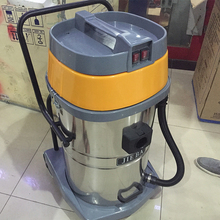 High Quality Capacity 70L Vacuum Cleaner for Dust and Wayer Stainless Steel Industrial Vacuum
