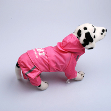 Pet pbi Burberry clothing dog poncho raincoat clothes(China)