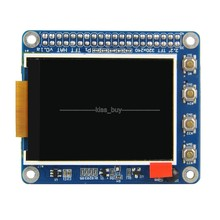 "Raspberry Pi 2 3 3B/2B/B+ 2.2""TFT Screen LCD Display HAT with Buttons IR Sensor"