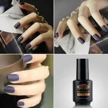 Perfect Summer Matte Surface Magic Top Coat Nail Gel Polish LED UV Soak off 8 ml Clear Color Matt Top Coat Nail Art