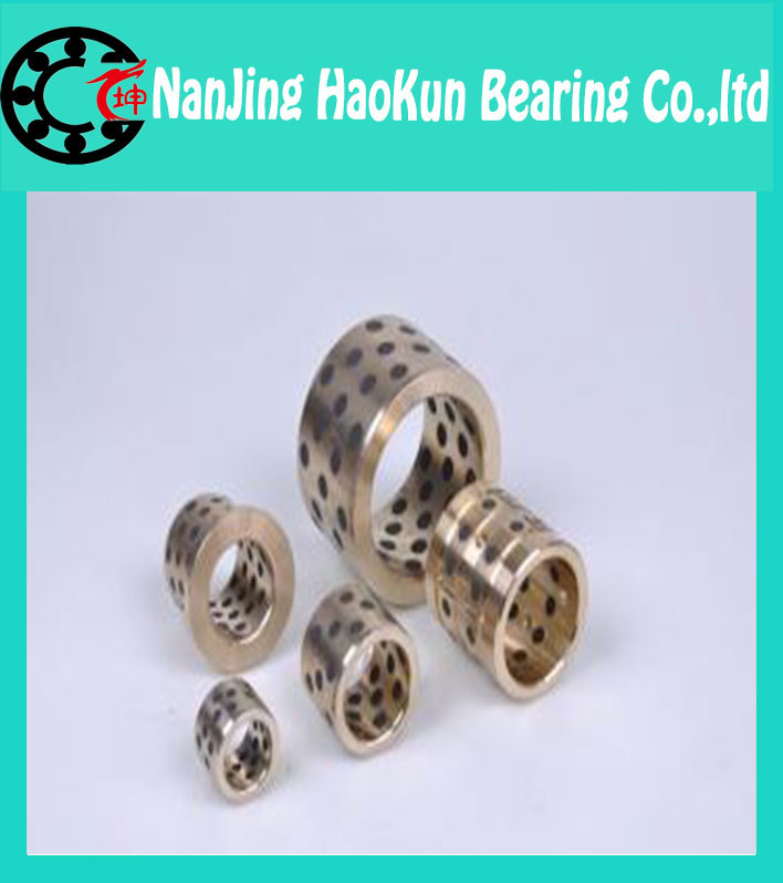 JDB 708550 oilless impregnated graphite brass bushing straight copper type, solid self lubricant Embedded bronze Bearing bush<br><br>Aliexpress
