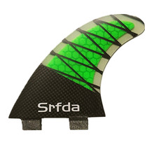 New hot sell high quality FCS fins G5 surf fins for surfboard(Tri-set) size M