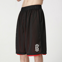 Doubles Latching Sports Shorts NBA Players Kyrie Owen Running Training  Double Somerset Quick Shorts Basketball Shorts