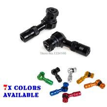 New Motorcycle Aluminum 11.3mm Tire Valve Stems For Yamaha FZ1 FZ6 FZ8 FJR R1 R6 R6S