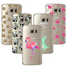 Funny Cases For Samsung Galaxy S3 S4 S5 S6 S7 Edge J3 J5 A3 A5 2016 Core Grand Prime Case Silicone Cover Note 3 4 5