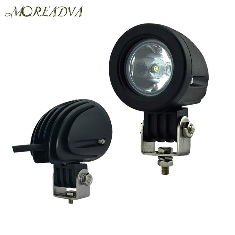 2 INCH 10W LED WORK LIGHT FLOOD /SPOT 800LM FOR OFF FOR OFF ROAD 4x4 , MOTORCYCLE BOAT ATV 12V24V IP68<br><br>Aliexpress