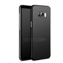 Luxury hard Matte Case for Samsung Galaxy S7 S6 S7 edge S6 Full Cover PC Phone Cases For Samsung Galaxy S8 S8 plus S7 Case(China)