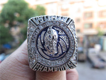 2011 Dallas Mavericks National Basketball World Championship Ring With Wooden Box solid Men Fan Gift High Quality(China)