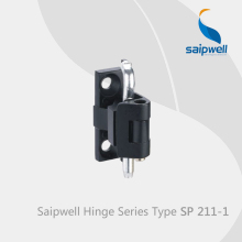 Saipwell window hinges cover SP211-1 kitchen corner cabinet hinges zinc alloy door hinges for pvc doors 10 Pcs in a Pack