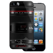 Canon 24-70mm F2.8 lens Notebook Camera Cell phone bags case cover for iphone 4S 5S 5C SE 6S 7 PLUS Samsung note IPOD Touch 4 5