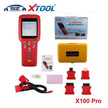 Original xtool X100 Pro Auto Key Programmer Support New ECU&Immobilizer&Remote Programming For EU&US&Asia Cars x-100 pro