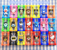 3D Cute Animals Cartoon Soft Cover For HTC Desire 728 Dual Sim D728T D728W Fundas Case For googel i9250 E960 Nexus 4 5 6 7