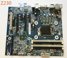 698113-001 For HP Tower Z230 Syetem Motherboard 698113-501 LGA1150 Mainboard 100%tested fully work(China)