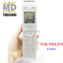 Original For Philips TV/CD/MP3-CD/HDD remote control RM20008/01 mando a distancia(China)