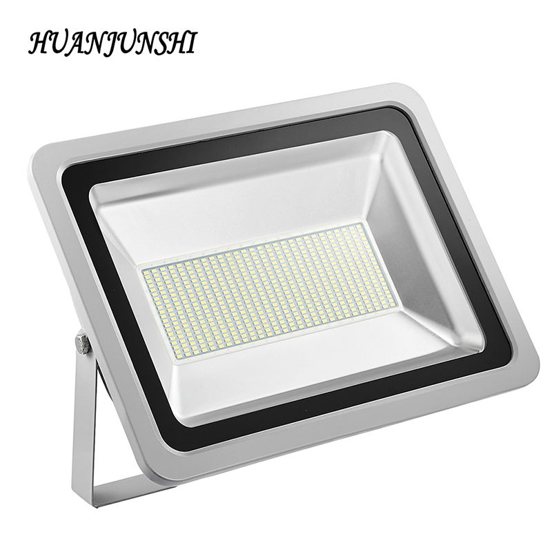 HOT 300w Led Outdoor Flood Lights Reflector Led Flood Light Spotlight 220V Waterproof Outdoor Wall Lamp Security Modern Lights
