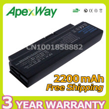 Apexway 2200mAh laptop battery for HP 4310s 4210s 4311s 30975-341 579320-001 AT902AA HSTNN-DB91 HSTNN-OB91 HSTNN-OB92 HSTNN-XB91(China)