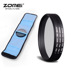 ZOMEI 55mm Cross Star 4X 6X 8X  Point Filter Kit For Sony 55-210mm 16-70mm Canon 11-22mm Nikon DSLR Camera Lens