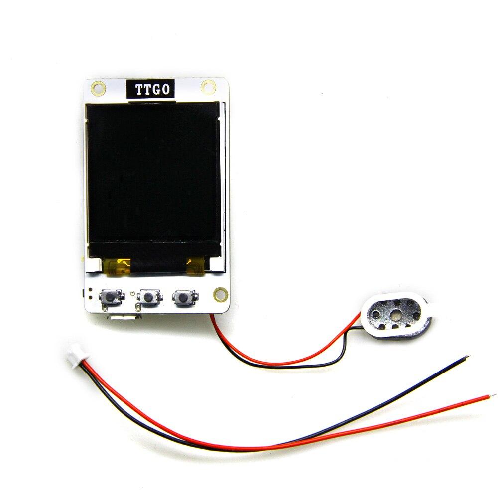 US $11 5 |Aliexpress com : Buy ESP32 TS v1 0 V1 2 1 44 MPU9250 TFT MicroSD  card slot speakers Bluetooth wifi module from Reliable module wifi