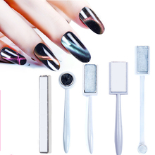 Buy MDSKL Magic Magnet Stick Nail Art Magnet Stick Cat Eye Gel Polish Varnish 3D Line Strip Effect Shaping Strong DIY Magnetic Board for $1.30 in AliExpress store