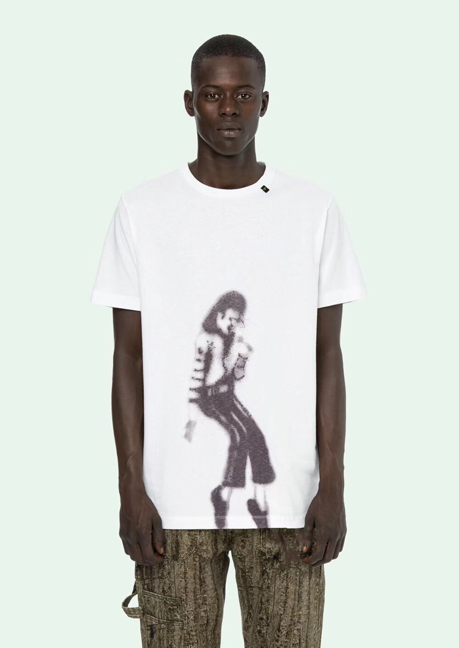 Michael Jackson T shirt Men 1:1 High Quality 2019 MJ Top Tees t-shirts