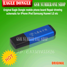 News eagle dongle Repair mobile phone circuit board Repair mobile phone PCB the circuit drawings ZXW DONGLE upgrade version(China)
